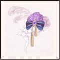 リボンの髪飾り(夢)