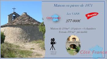 maison à Les Vans (07)