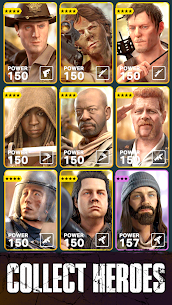 The Walking Dead: Our World Mod Apk Download For Android and Iphone 4