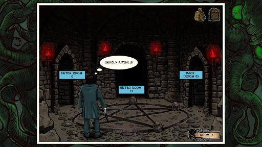 Télécharger Lovecraft Quest: Cthulhu Rising APK MOD (Astuce) screenshots 6