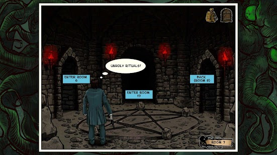 Lovecraft Quest: Cthulhu Rising Screenshot