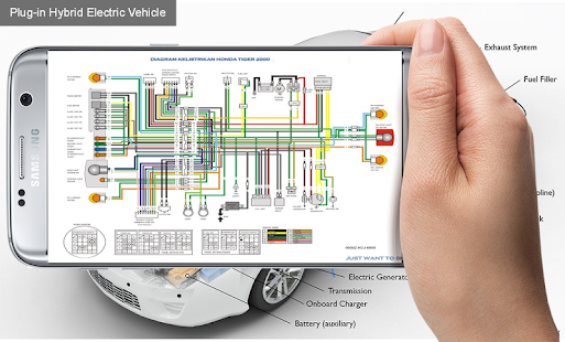 wiring diagram mobil jepang - náhled