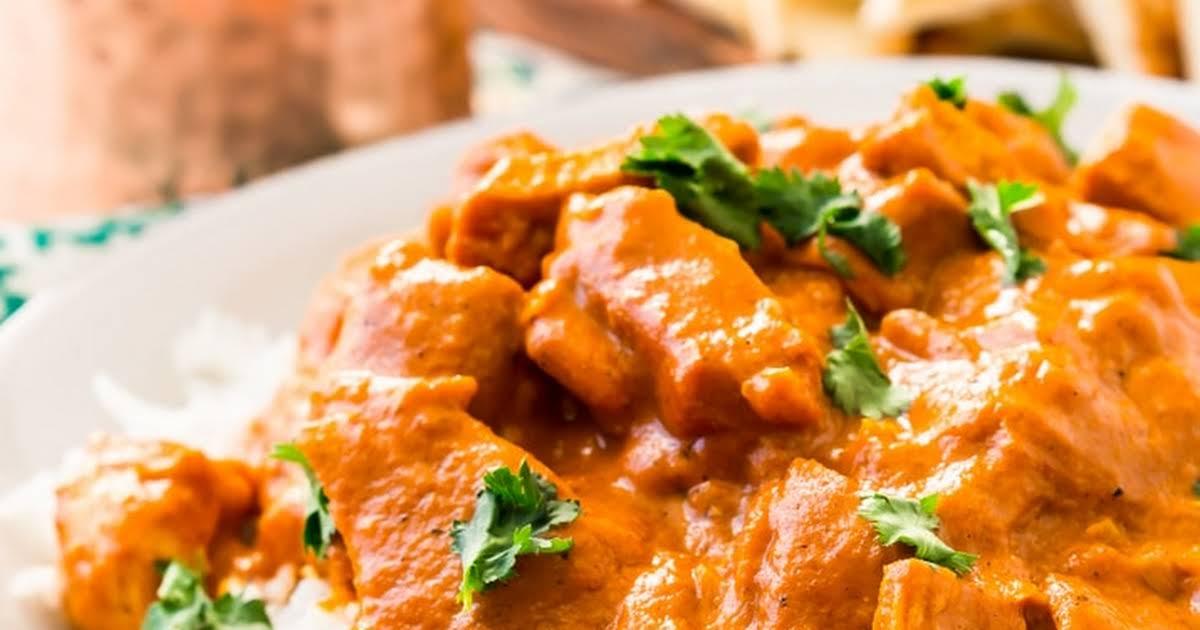10 Best Chicken Tikka Masala Recipes Without Yogurt