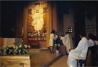 Photo: Bautizo de Socrates Espinal 1991