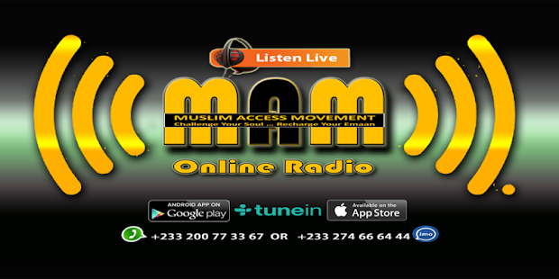 MAM ONLINE RADIO - náhled