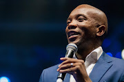 Democratic Alliance's Mmusi Maimane. File photo