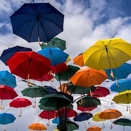 by Estislav Ploshtakov - Artistic Objects Other Objects ( umbrella, colors )