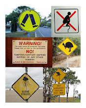 "Photo: ""Funny signs of Australia"" collection."