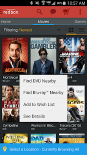 Redbox Screenshot 4