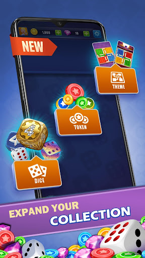 Ludo All Star - Online Fun Dice & Board Game apkpoly screenshots 12