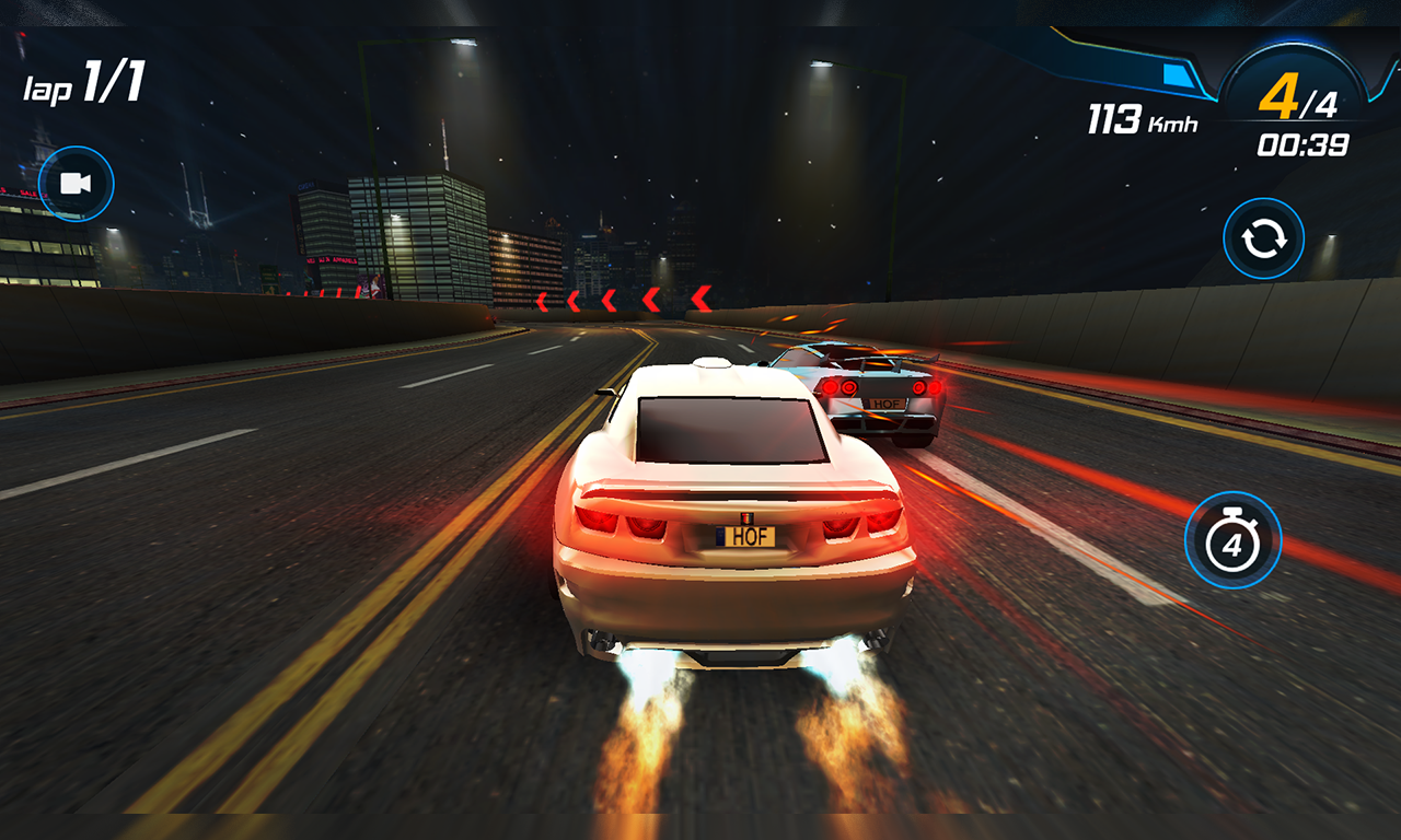 Super Fast Car Racing Games Online