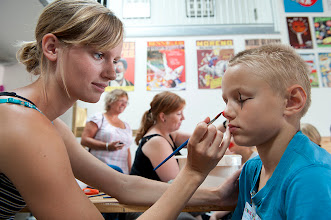 Photo: Cirkus Flik Flaks.Sted: Herluft Trolles Vej 138, Odense SØ.Dato: 06/08/11Kontaktperson: Tommy HardamFoto: Alex Tran