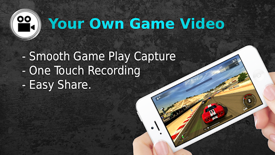 Game Recorder with Facecam App Download For Android 5