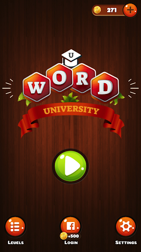 Word University 2018 : Workout with Word Connect 2 2.2 screenshots 3