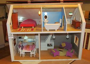 Photo: Talo 32 Sannan talo valmiina