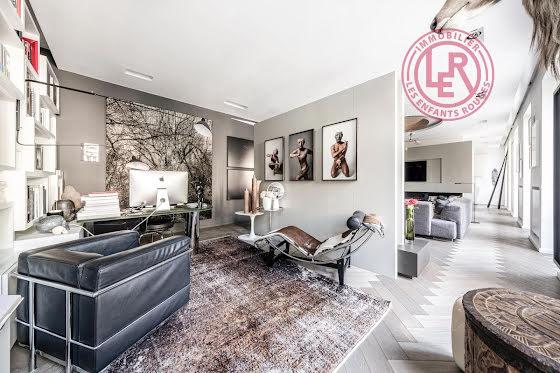 Vente appartement 4 pièces 175,1 m2
