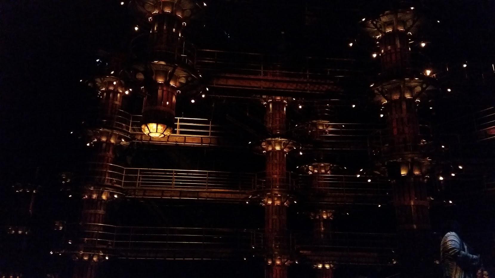 theater cirque du soleil Las Vegas