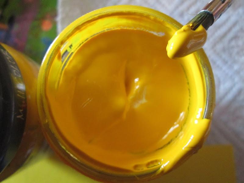 coloriamo di giallo di aeglos