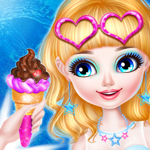 Ice Cream Princess Makeup