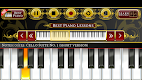 screenshot of Best Piano Lessons