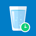 Agua Drink: Drink up, água lembrete, get hydrated icon