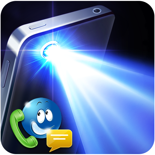 Flash on Call and SMS : Automatic flashlight 2019 APK Cracked Download