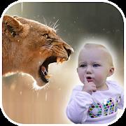 Animal Photo Frame Editor- Wild Animal Photo Maker APK