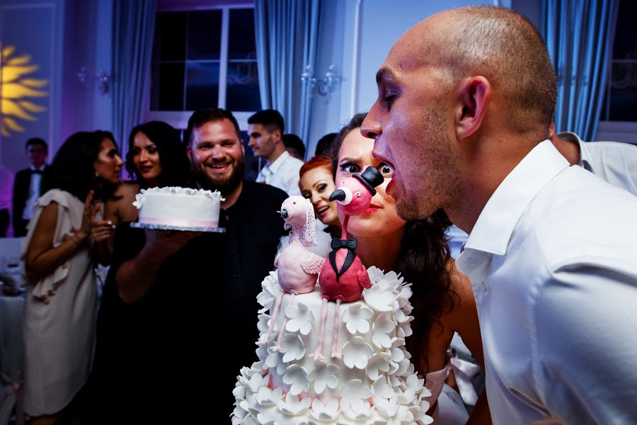 Wedding photographer Sabina Mladin (sabina). Photo of 31.10.2017