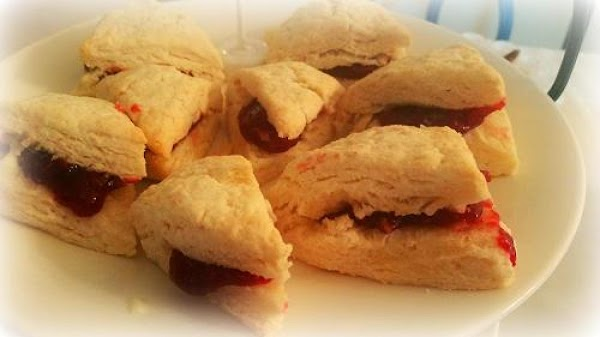 Fair Scones Recipe