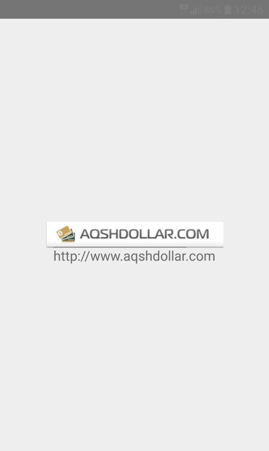 Aqshdollar.com- screenshot
