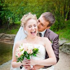 Wedding photographer Oksana Deynega (airiskina). Photo of 09.08.2014