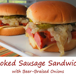 Smoked Sausage Sandwich Recipes.