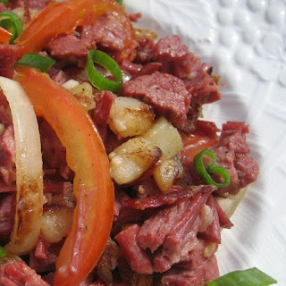 Filipino Corned Beef Hash