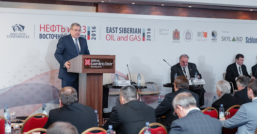 EAST SIBERIAN OIL & GAS Conference 2016