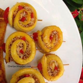 Banana Roll Recipes