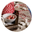 Marshmallow Hot Food HD New Tabs Themes