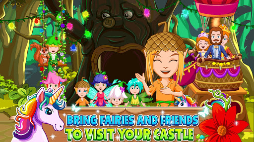 Fairy Tale Magic Kingdom : My Little Princess 1.10 screenshots 5