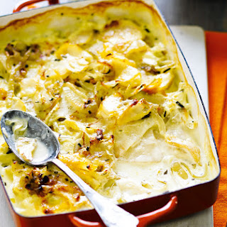 Smoked Haddock And Celeriac Bake