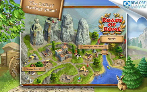 Roads of Rome (Freemium) screenshot 5