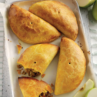 Pork & Bramley Apple Jamaican Spiced Patties