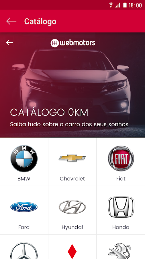 Webmotors - Anunciar Carros- screenshot