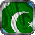Pakistani Flag Live Wallpaper icon