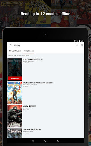 Marvel Unlimited 3.17.0 screenshots 11