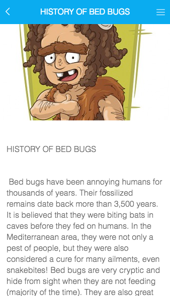 Say Goodnight to Bed Bugs- screenshot
