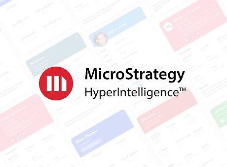 MicroStrategy HyperIntelligence