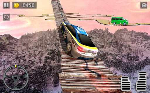 Impossible Car Stunt Driver 3D 1.0 screenshots 1