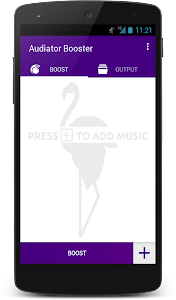 MP3 VOLUME BOOST GAIN LOUD PRO v4.0