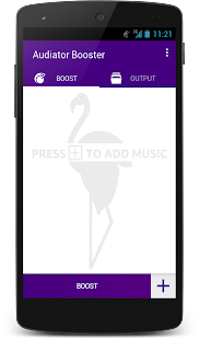 MP3 VOLUME BOOST GAIN LOUD PRO Screenshot