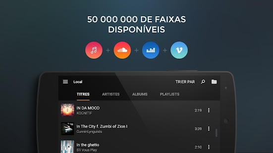edjing PRO - Mixador de Músicas screenshot