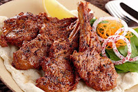 Malai Mutton Chops